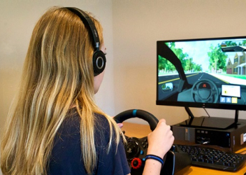 virtual driving assessment